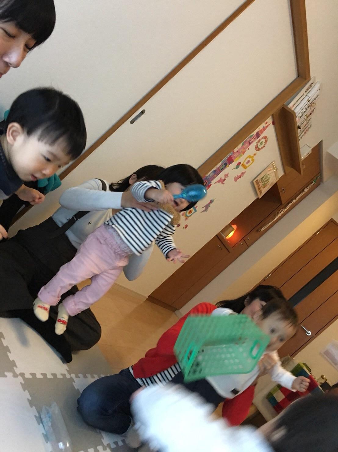 Read Aloud Club:英語の絵本読み聞かせ会@川口 12/2 SAT 活動れぽ①