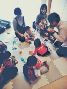 親子で幸せな英語育児体験を!Read Aloud Club@川口:英語絵本読み聞かせ会 2/10 SAT 活動れぽ①