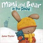 【画像】英語の絵本読み聞かせ21日間連続チャレンジの2日目(2/21):Mimi and Bear in the Snow