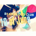 おうち英語ママたちとシェアしたい!バイリンガル育児の拠点Read Aloud Club on 10 of June 活動れぽ