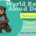 「世界読み聞かせの日」は2月1日!!ママとパパとこどもの21日間チャレンジ!