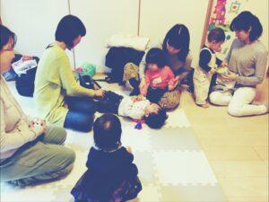 親子で幸せな英語育児体験を!Read Aloud Club@川口:英語絵本読み聞かせ会 1/13 SAT 活動れぽ②