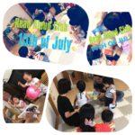 【7月14&15RAC活動れぽ】バイリンガル育児の拠点Read Aloud Club on 14th & 15th of July