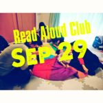 "【""Where""で探そう!】バイリンガル育児の拠点Read Aloud Club on Sep 29th 活動れぽ!!"