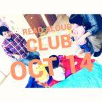 【カンタンバイリンガル育児】バイリンガル育児の拠点Read Aloud Club on Oct 14th 活動れぽ!!