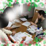 ゆるゆるアロマクラフト 活動れぽ 12/16